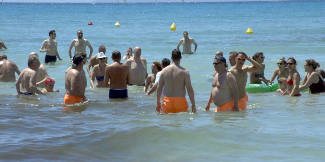 Saison Anbaden 2016 auf Mallorca